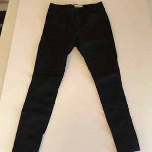 *MOVING SALE* Super high rise black jeans